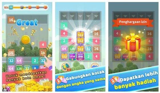 Game Perfect 2048 Cd456
