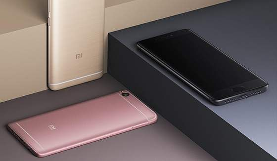 Smartphone Android Terbaru Xiaomi Mi 5s Plus