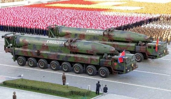 Teknologi Militer Terkuat Korea Utara 7 9f10e