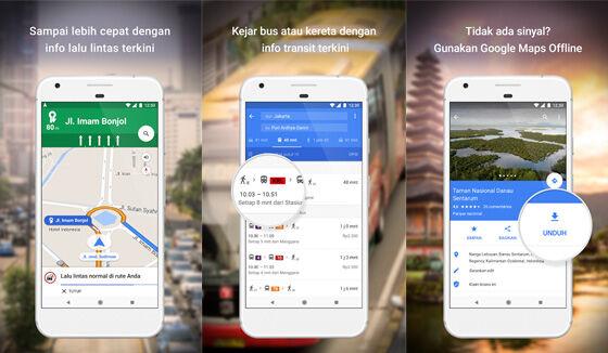 Aplikasi Pantau Banjir Google Maps E23b2