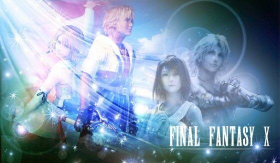 Wallpaper Final Fantasy Desktop43 A037e