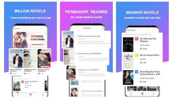 Aplikasi Novel Gratis Terjemahan 73295