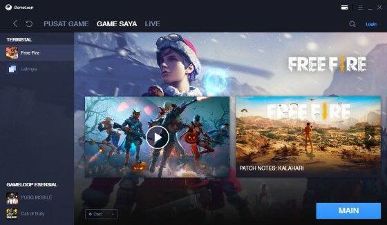Gameloop Ff Terbaru 2021 8fcbe