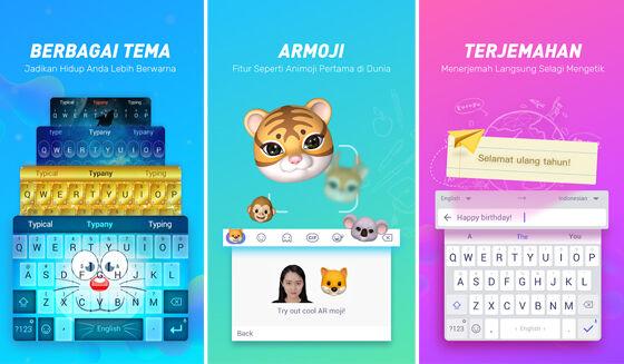 Aplikasi Keyboard Android Typany 13859