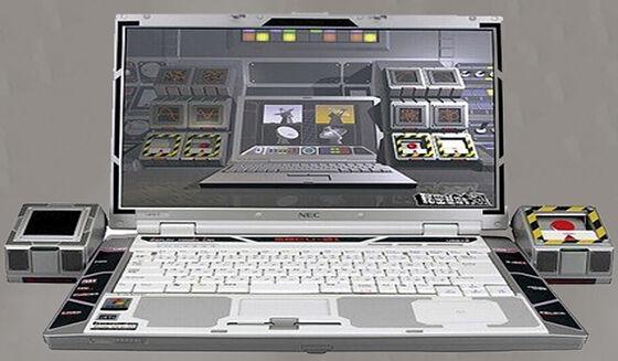 Laptop dengan Desain Paling Aneh dan Unik yang Pernah Ada 5