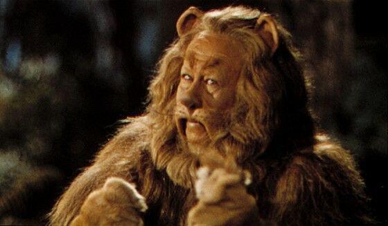Kostum Cowardly Lion 5e3c5