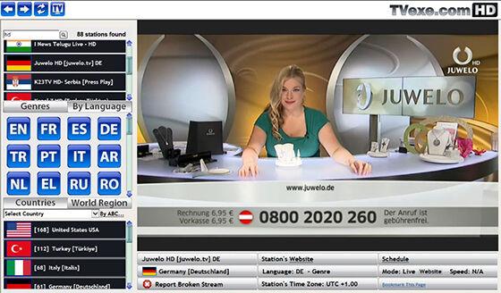 Aplikasi Tv Online Tvexe Ae1fe