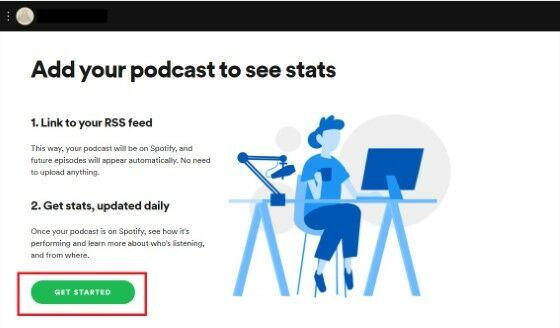 Cara Membuat Podcast Di Spotify Di Android 1f65a