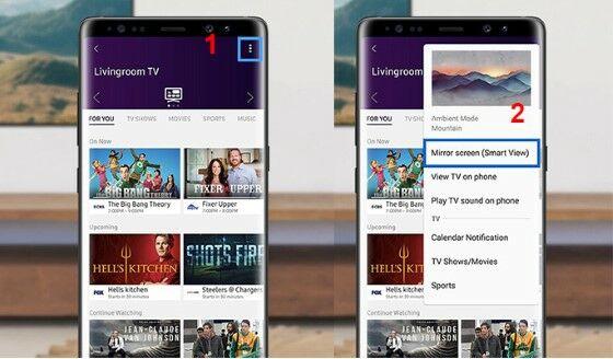 Cara Menghubungkan Hp Ke Tv Samsung D2603