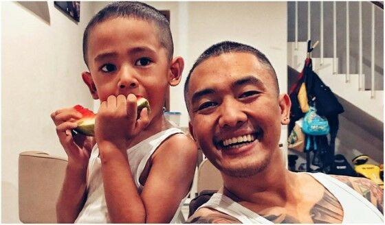 Anak Artis Indonesia Korban Bully 7d4c9