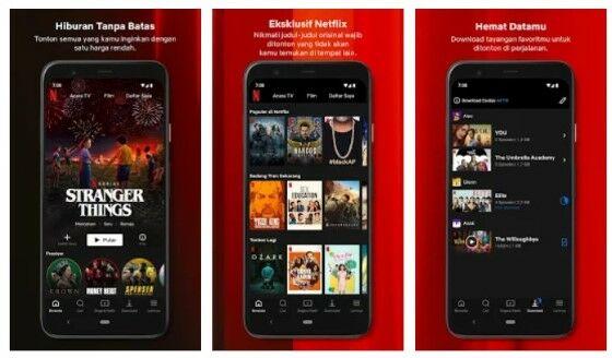 Aplikasi Streaming Drama Korea Gratis 9b046