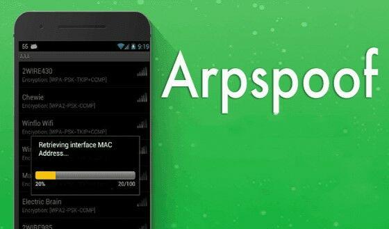 arpspoof