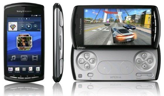 Sony Ericsson Xperia Play Custom D0d27