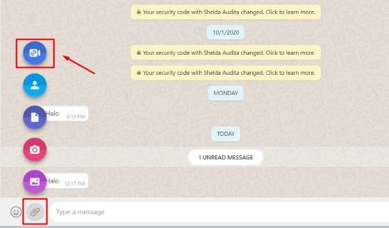 Cara Video Call Whatsapp Di Laptop Tanpa Emulator 25010