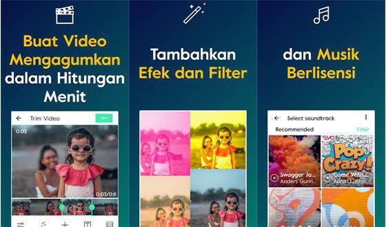 Aplikasi Edit Video Youtuber Magisto Edb44