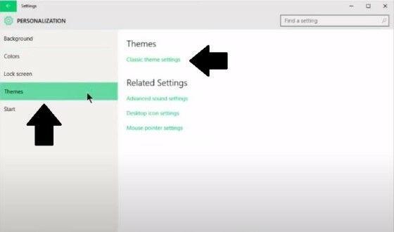Cara Install Theme Windows 10 Terbaik Pilih Themes E8258