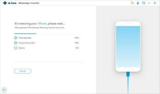 Cara Memindahkan Data Whatsapp Dari Android Ke Iphone Gratis 44934