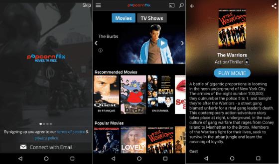 Aplikasi Nonton Film Gratis Android 6 829e3
