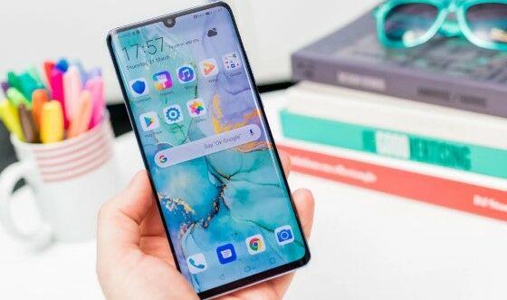 Smartphone China Terbaik huawei