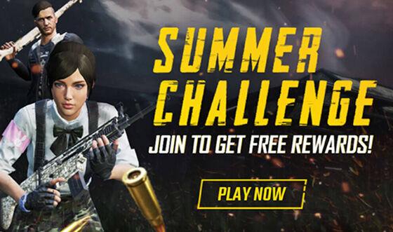Pubg Mobile Summer Challenge 45968