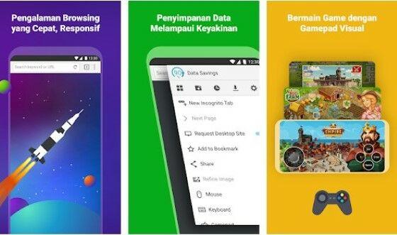 Aplikasi Browser Tercepat Puffin Web Browser Custom Cf9bb