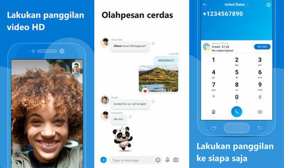 Aplikasi Kerja Dari Rumah Skype F9cb0