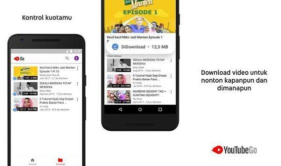 Download Youtube Go For Android 4967b