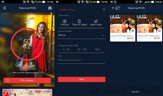 Tukar Telkomsel Poin Dengan Mudah Di Mytelkomsel