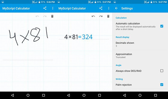 Aplikasi Kalkulator Android 2