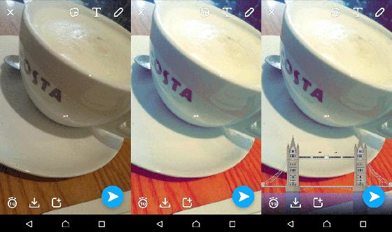 Trik Snapchat 1
