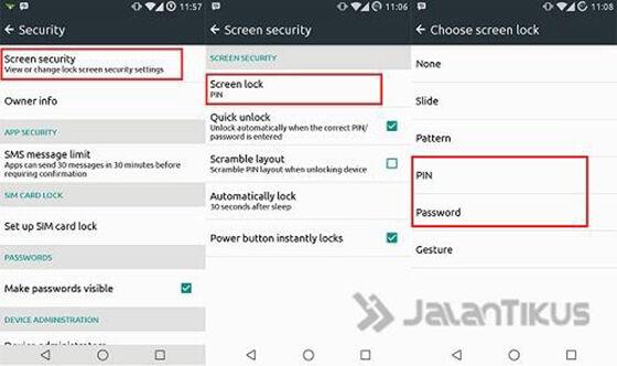 Cara Enkripsi Ponsel Android Agar Terhindar Dari Kejahatan