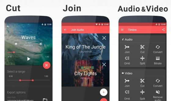 Aplikasi Android Paling Unik Timbre