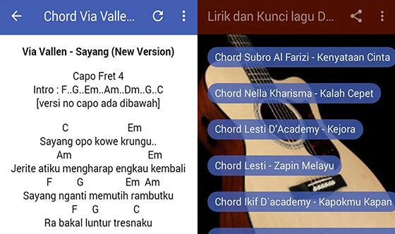Aplikasi Kunci Gitar Offline 07 55dd4