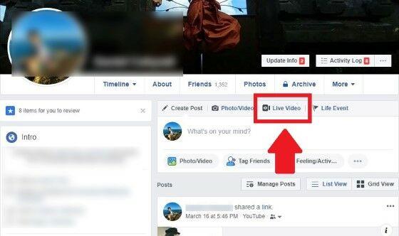 Cara Live Streaming Facebook Gaming Pakai Obs 1 5958e