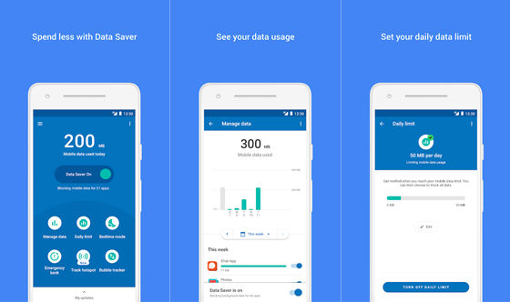 Aplikasi Canggih Android Datally Cad37