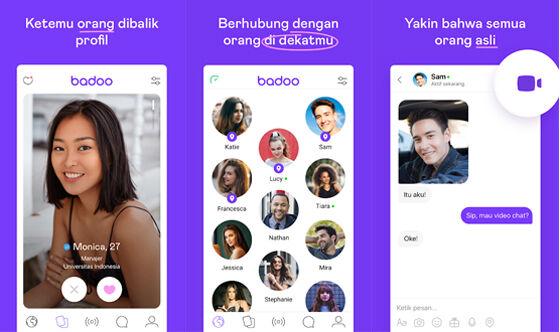 Aplikasi Cari Jodoh Indonesia Badoo 4a096