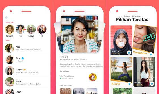 Aplikasi Cari Jodoh Indonesia Tinder 228a5