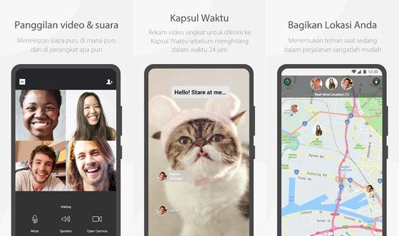Aplikasi Cari Teman Sekitar Wechat A158c