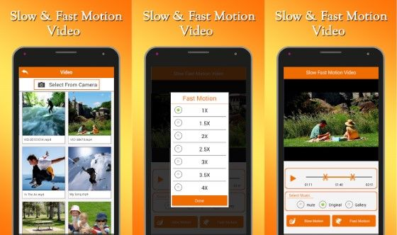 fast and slow motion video - aplikasi slow motion instagram
