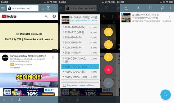 Aplikasi Download Lagu Offline Tubemate C4a05