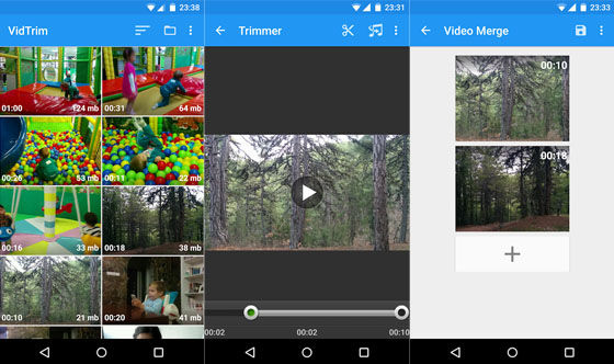 Aplikasi Edit Video Android Tanpa Watermark Vidtrim Ac57a