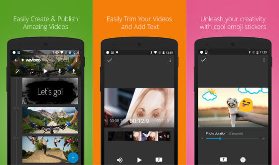 Aplikasi Edit Video Gratis Wevideo 083f8