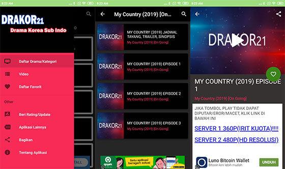 Aplikasi Download Drama Korea Sub Indo D2955