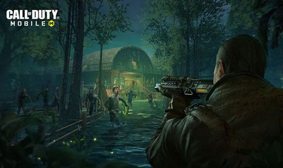 CoD Mobile Zombies 805a9