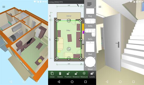 Aplikasi Desain Rumah Android Floor Plan Creator 0909e