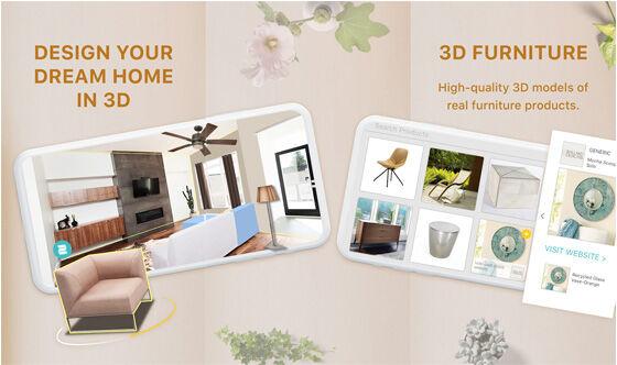 Aplikasi Desain Rumah Android Homestyler C6002
