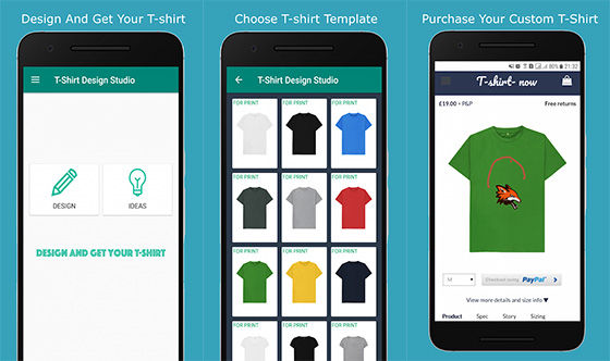 Aplikasi Desain Baju T Shirt Design 776e9