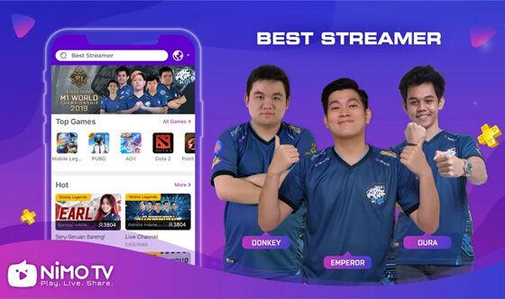 Aplikasi Live Streaming Game Nimo Tv 15bb0