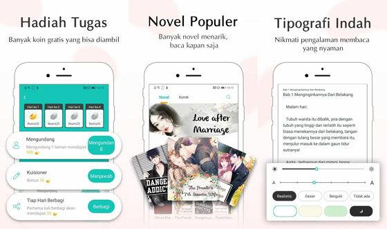 Aplikasi Baca Novel Online Bacasaya 9fe45