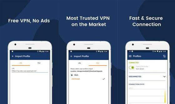 Aplikasi Internet Gratis Openvpn Connect 29ee0